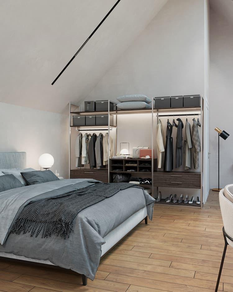 thiết kế căn hộ có tầng lửng