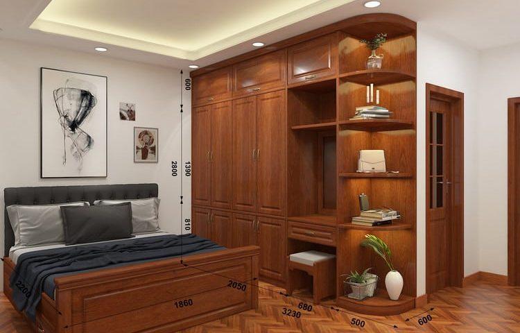 không gian nội thất sang trọng